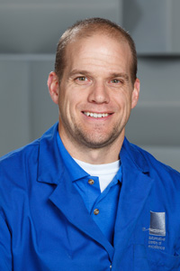 Warren Karlson, Mechanical development/operations engineer