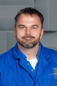 Randy Burnet, Electrical/controls engineering lead