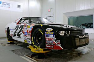 NASCAR Suspension Testing