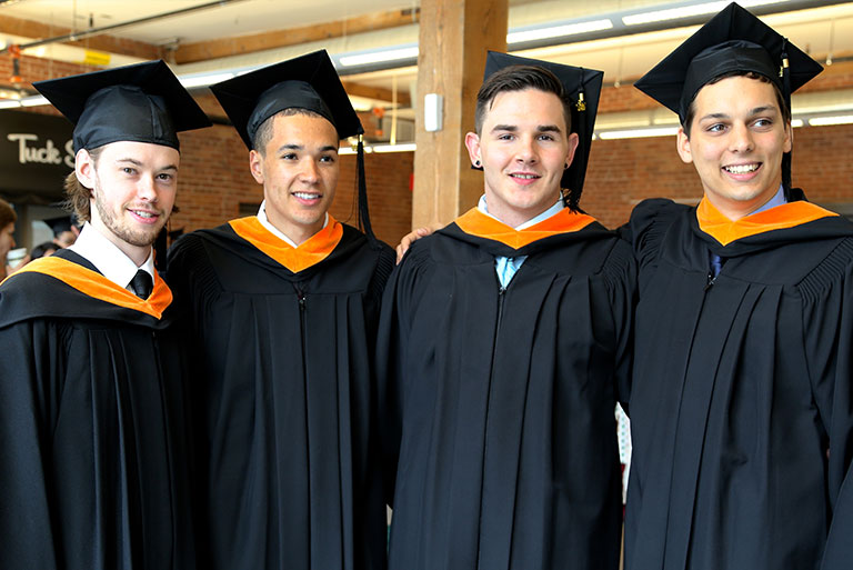 Photo for Graduates of UOIT