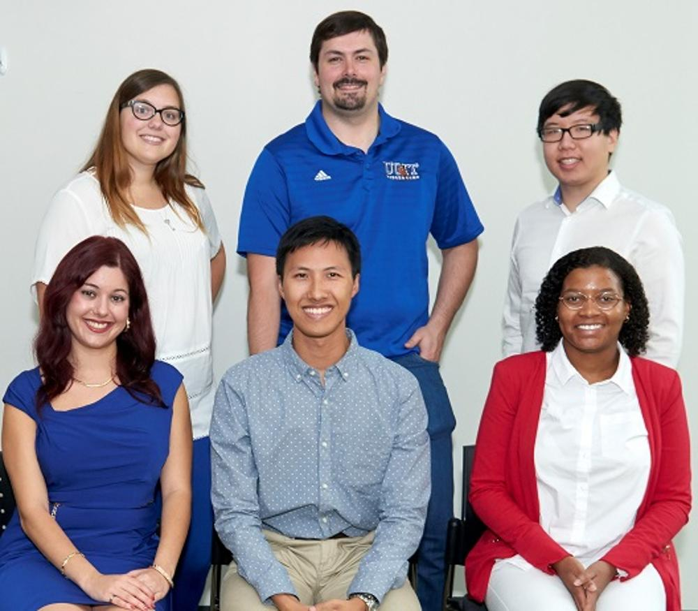 UOIT Alumni Association Council 2017-2018