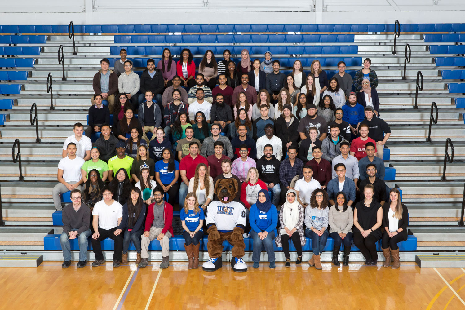 Class of 2017 Photo Sitting