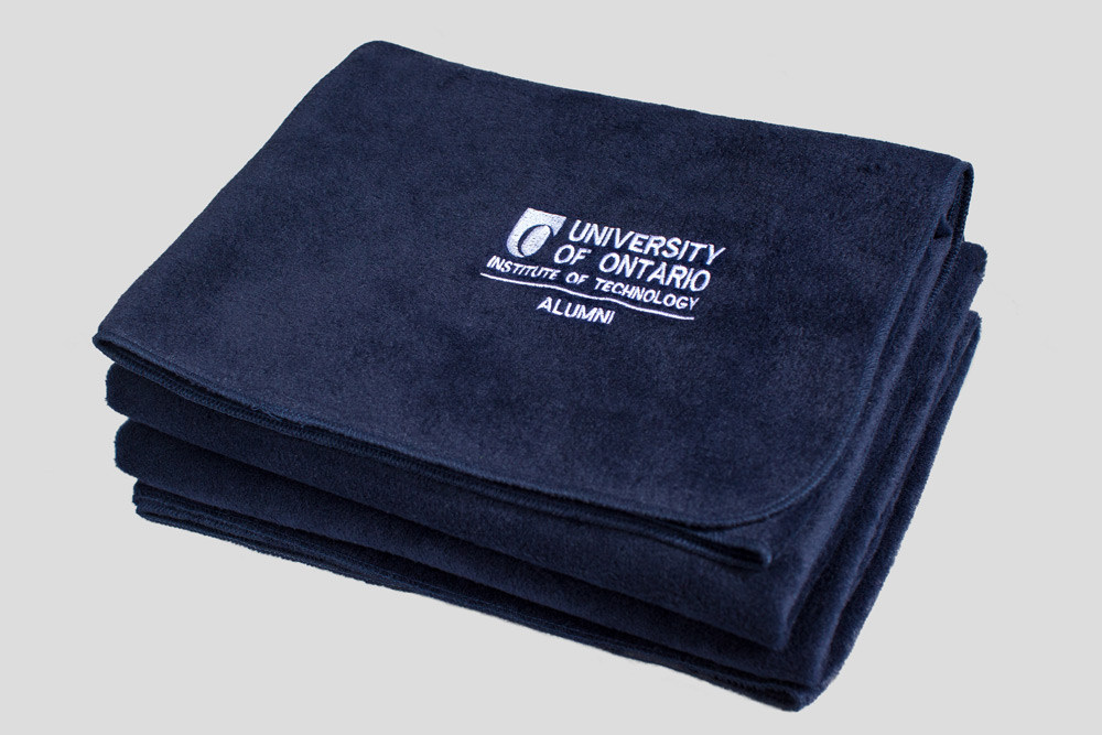 Alumni Fleece Blanket