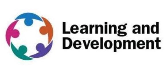 Learning and development logo