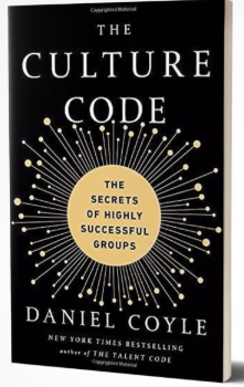 front cover of the culture code