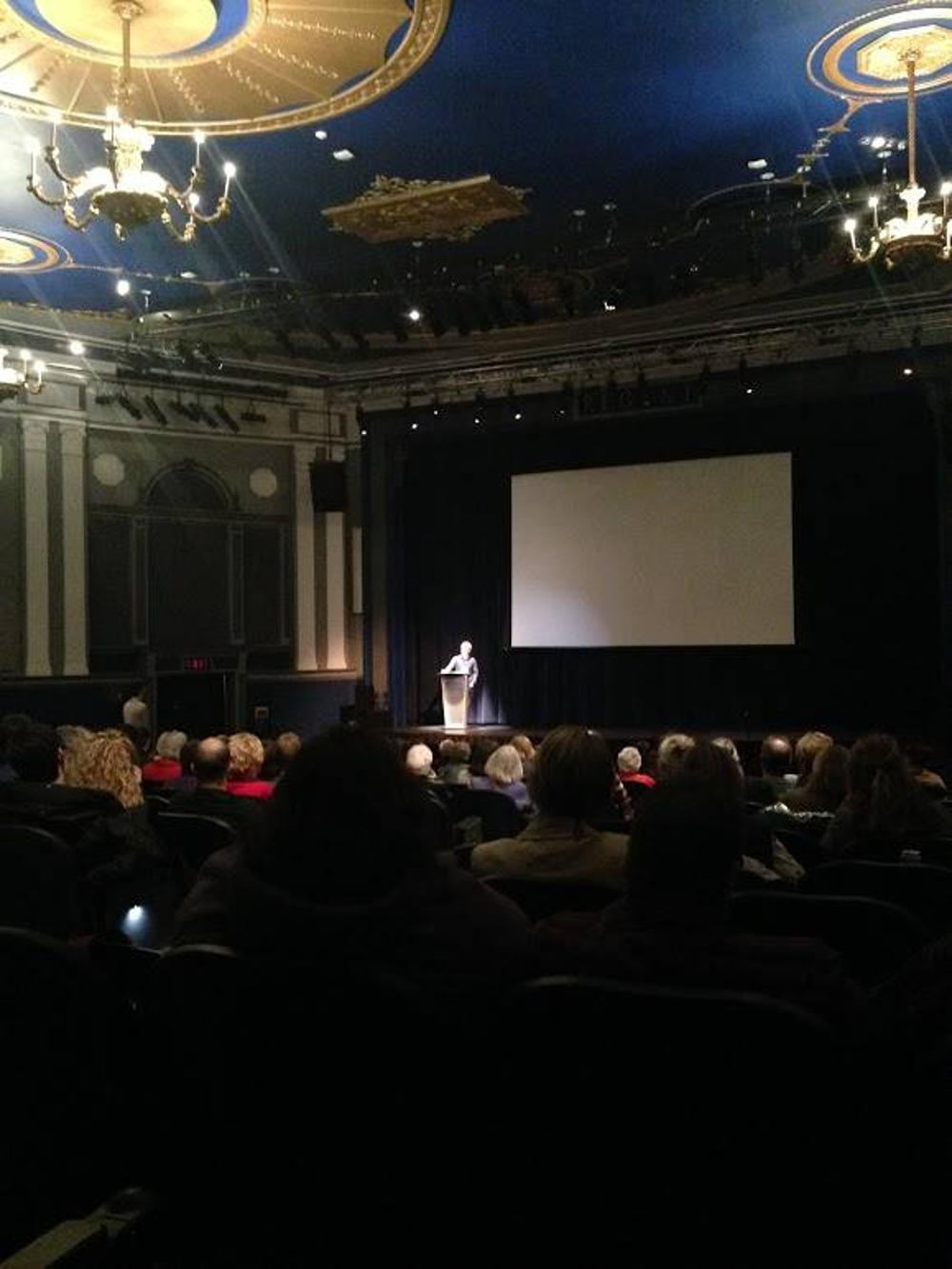 Revolution Movie Night at Regent Theatre