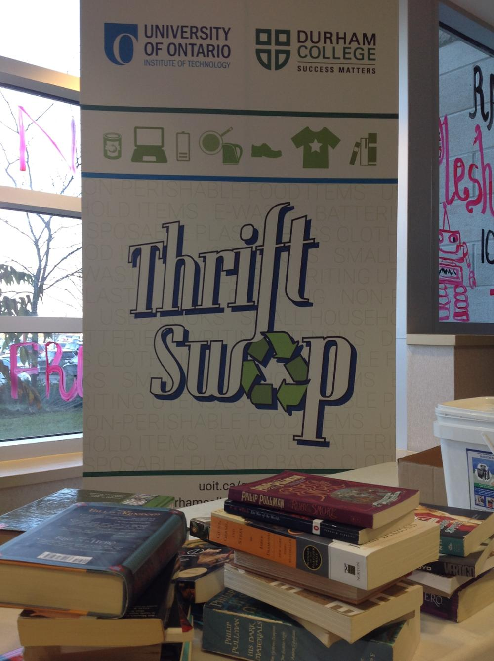 The Thrift Swap Poster
