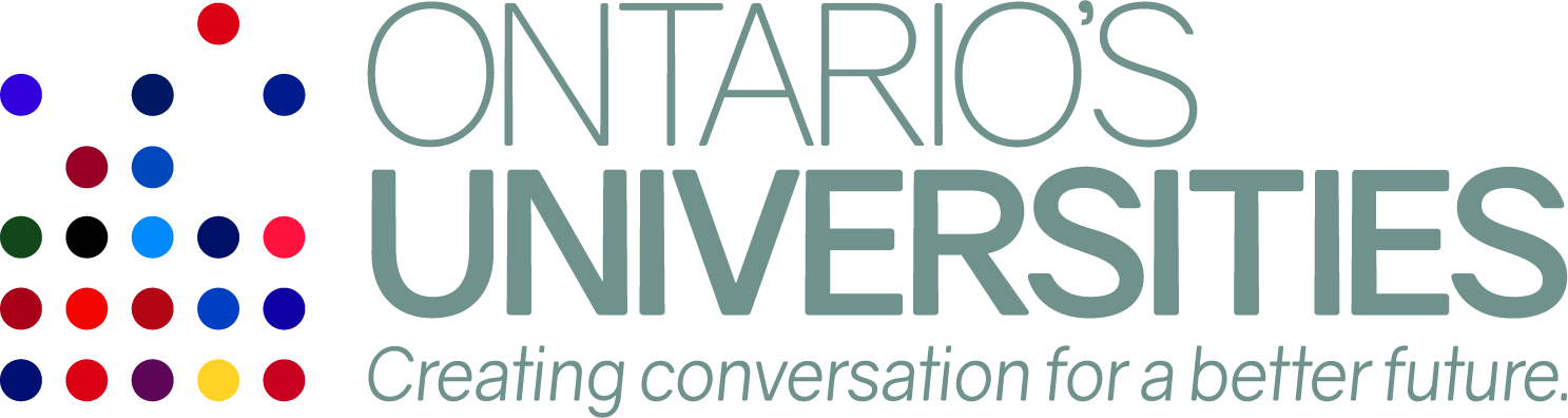 Ontario Universities logo