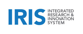 Ontario Tech University and IRIS logo