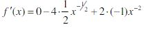 derivative example