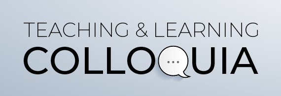 Teaching and Learning Colloquia Logo