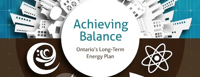 Logo of Ontario's Long Term Energy Plan