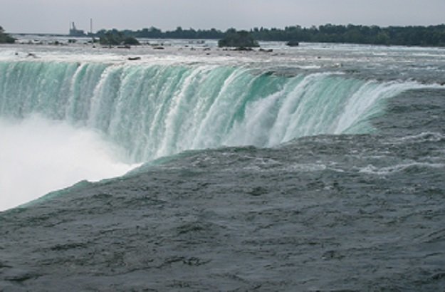 A picture of Niagara Falls
