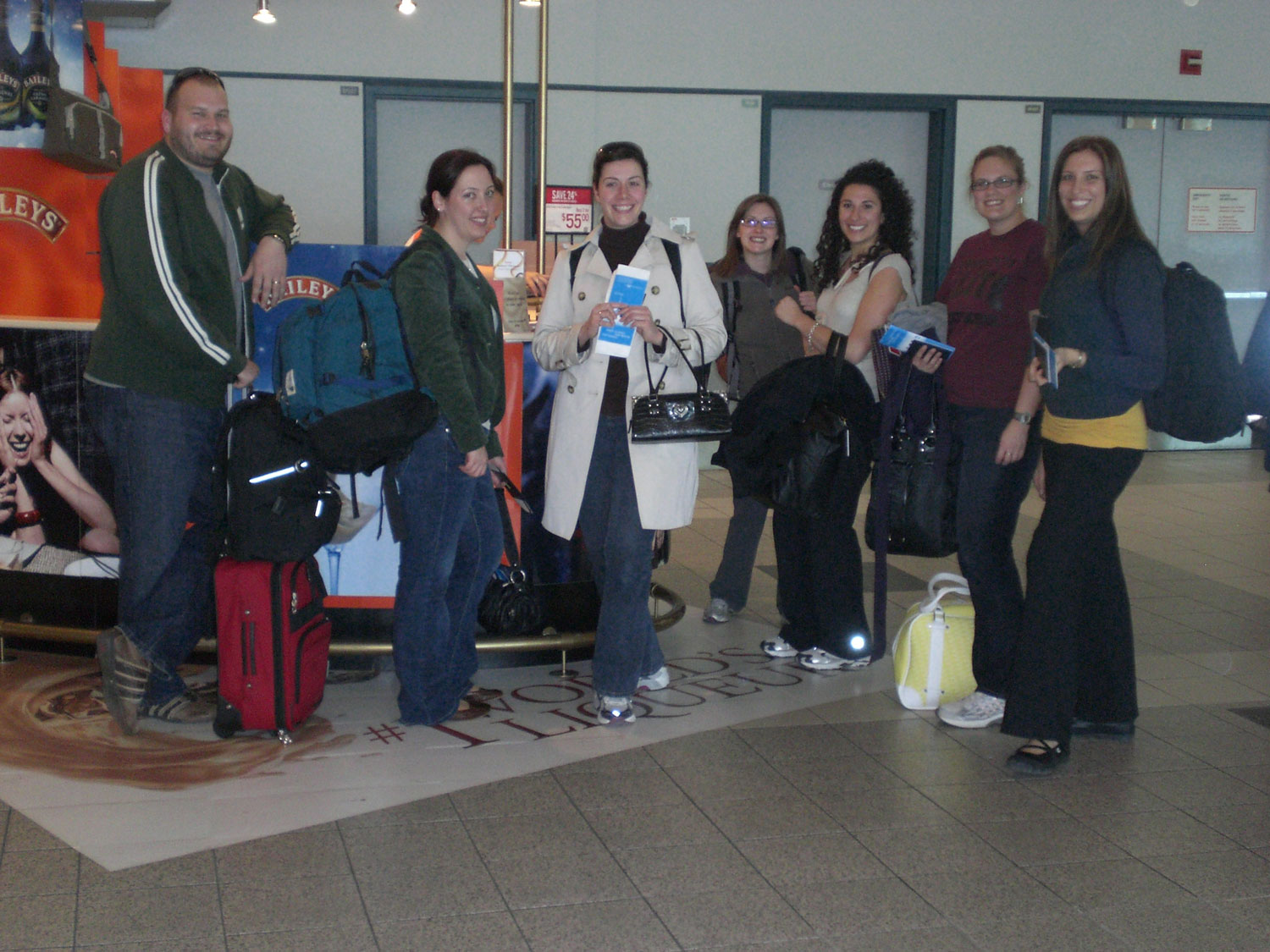 UOIT BEd students in Turkey