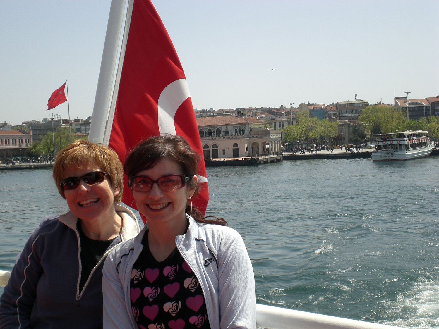 UOIT BEd professors in Turkey
