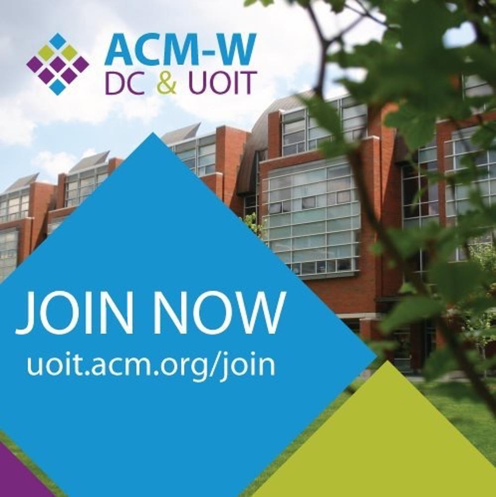 Join the ACM-W Student Chapter