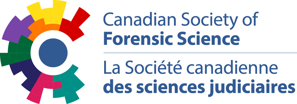 Logo of the canadian society of forensic science