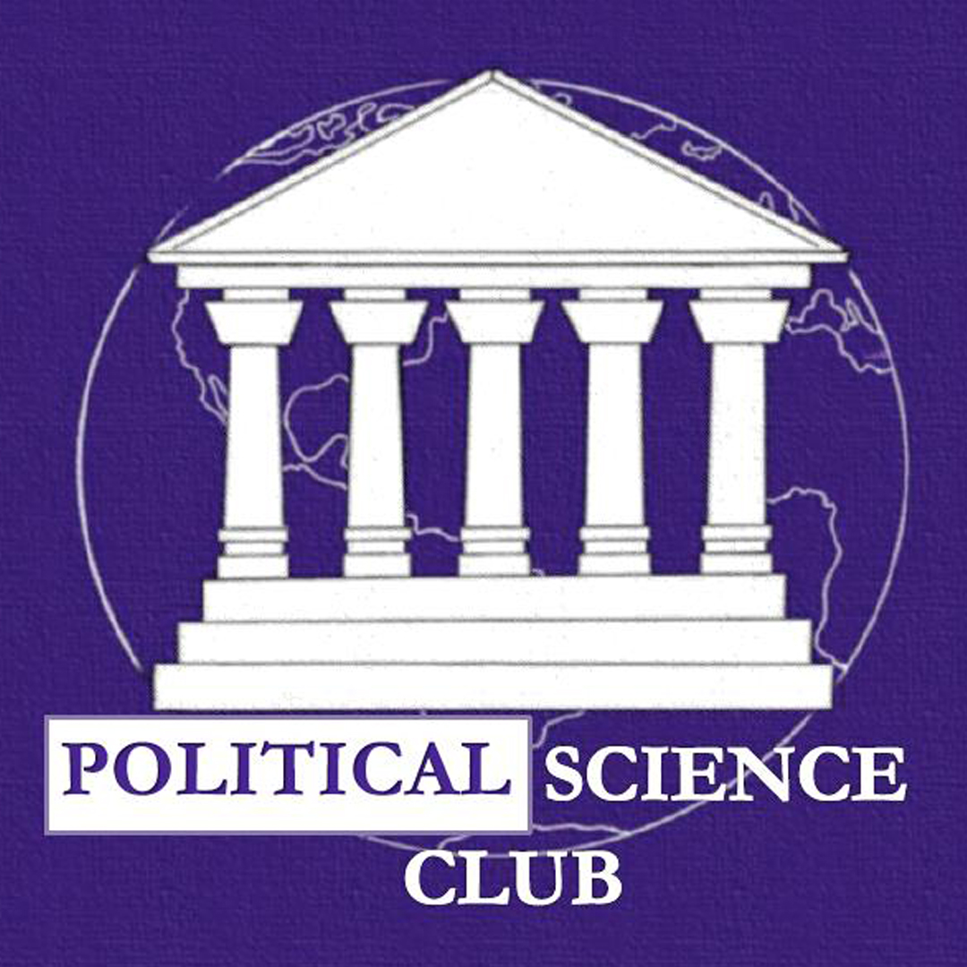 Political Science club logo