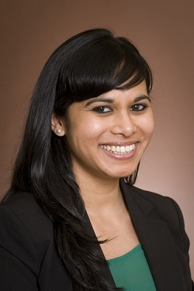 This is a picture of Dr. Karla Dhungana Sainju of FSSH at UOIT