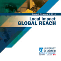 The cover of the UOIT Research Report